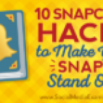 10 Snapchat Hacks to Make Your Snaps Stand Out