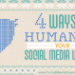 4 Ways to Humanize Your Social Media Updates