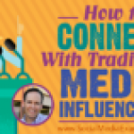 How to Connect With Traditional Media Influencers