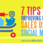 7 Tips for Improving Online Sales Using Social Media
