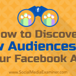 How to Discover New Audiences for Your Facebook Ads