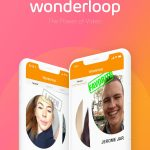 Wonderloop's networking app lets you swipe left on video profiles instead of pictures