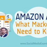 Amazon Ads: What Marketers Need to Know