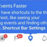 Facebook finally lets you banish nav bar tabs & red dots