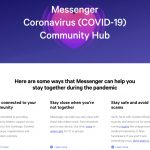 Facebook launches Community Hub for Messenger users to fight coronavirus rumors