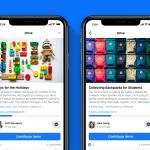 Facebook launches 'Drives,' a US-only feature for collecting food, clothing and other necessities for people in need